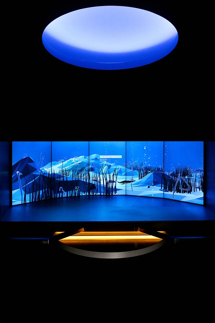 Micropia Extremophiles Theater