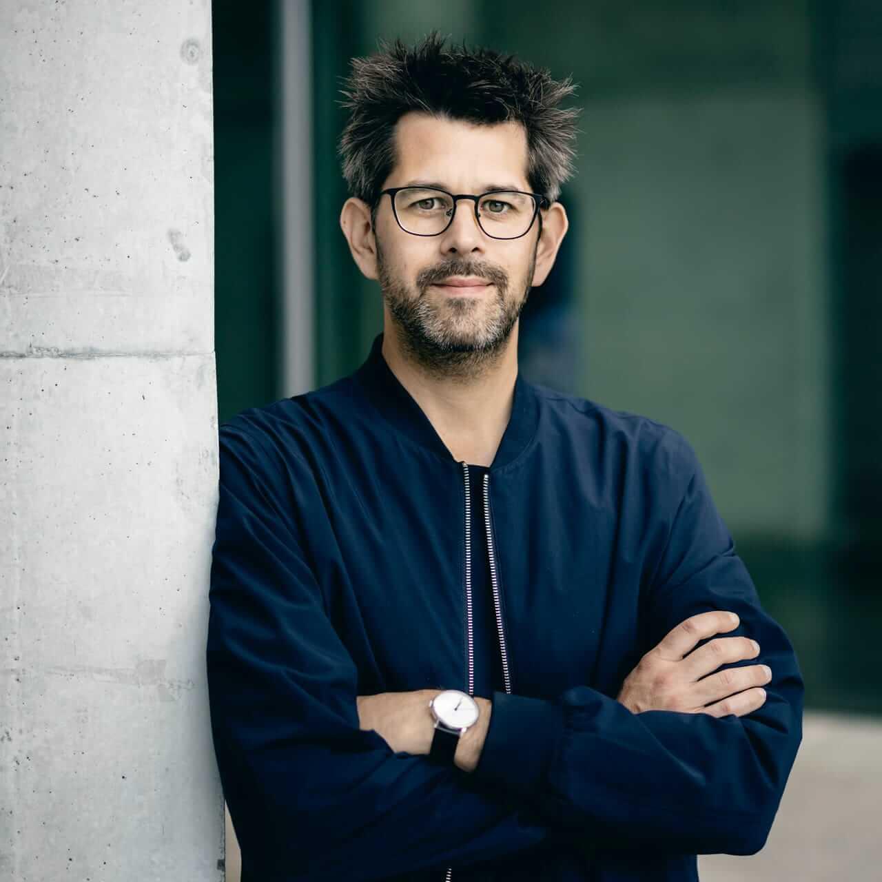 Portrait of Christoph Steinlehner